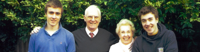 Peter Wake Grandparents